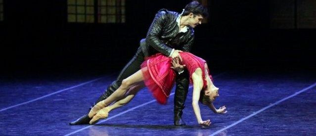 Cinderella - Polina Semionova (Cenerentola), Roberto Bolle (principe)Ph. Marco Brescia & Rudy Amisano