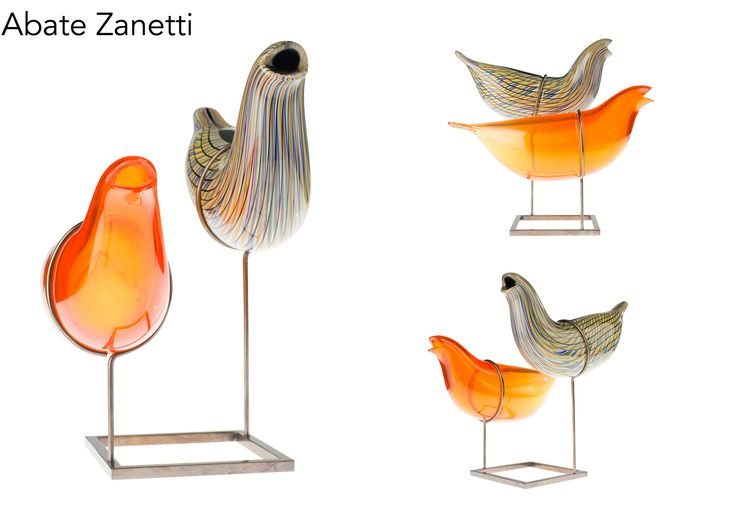 How good would this look in the living room? :) Abate Zanetti gives you the best home decor ideas, for more check us out on the following link! http://www.abatezanettimurano.com/en/water-glass-collection/allodole-di-estuario-orange-multicolour.html?___SID=U