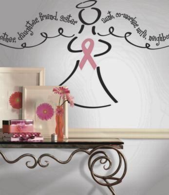 Breast Cancer Angel Peel