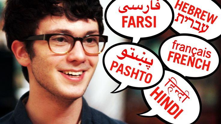 Prodigy hyper-polyglot speaks 20 languages