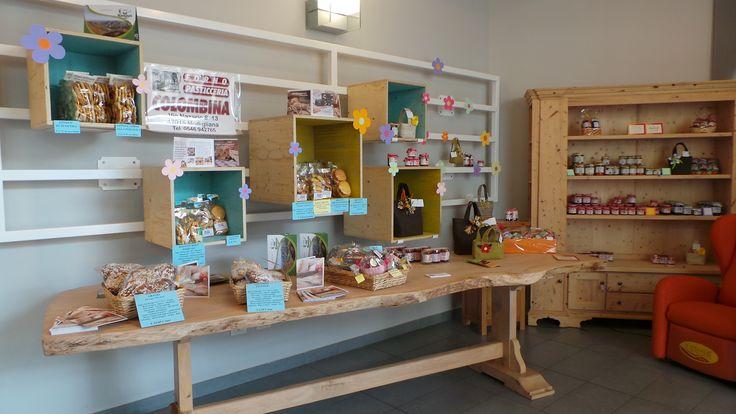 Il nostro Temporary Shop