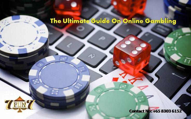 Online Gambling Casinos Legal