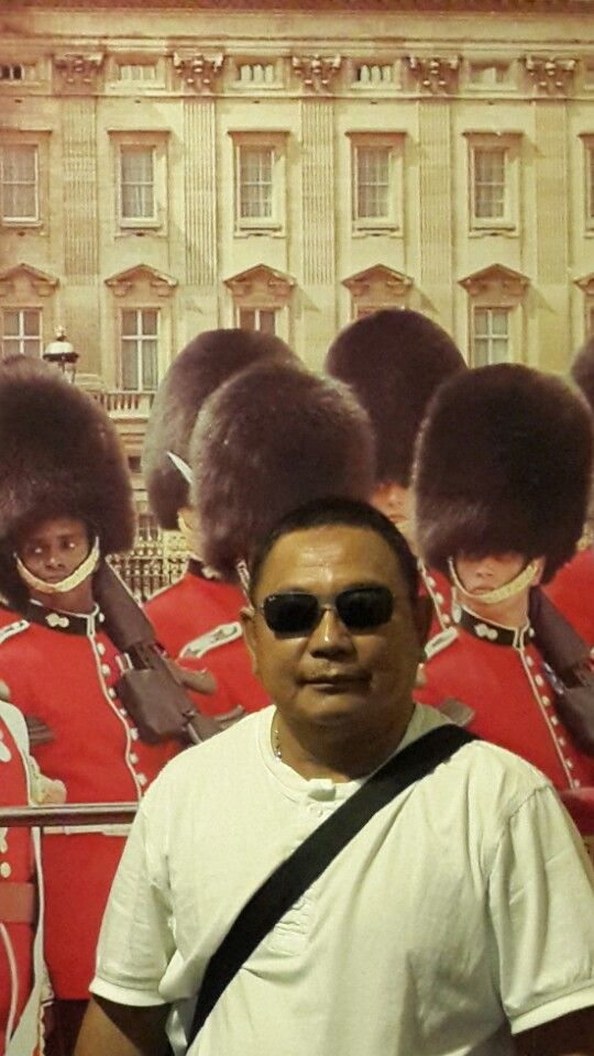 Pasukan kerajaan inggris