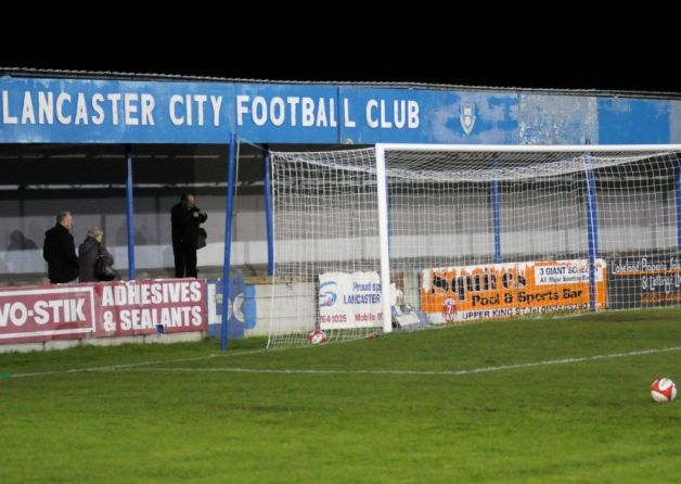 Lancaster City's six-game winning streak came to an end with a dismal derby defeat against Bamber Bridge on Saturday.