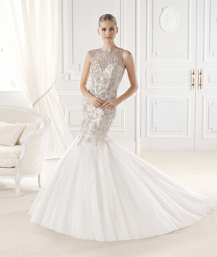 ERMA wedding dress from the Glamour 2015 - La Sposa collection | La Sposa