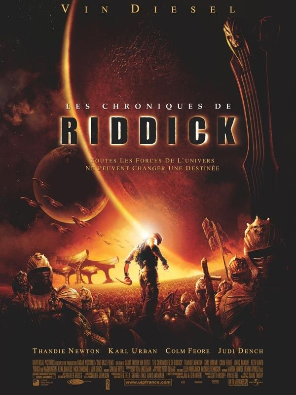 Film Streaming Complet Vf Les Chroniques De Riddick