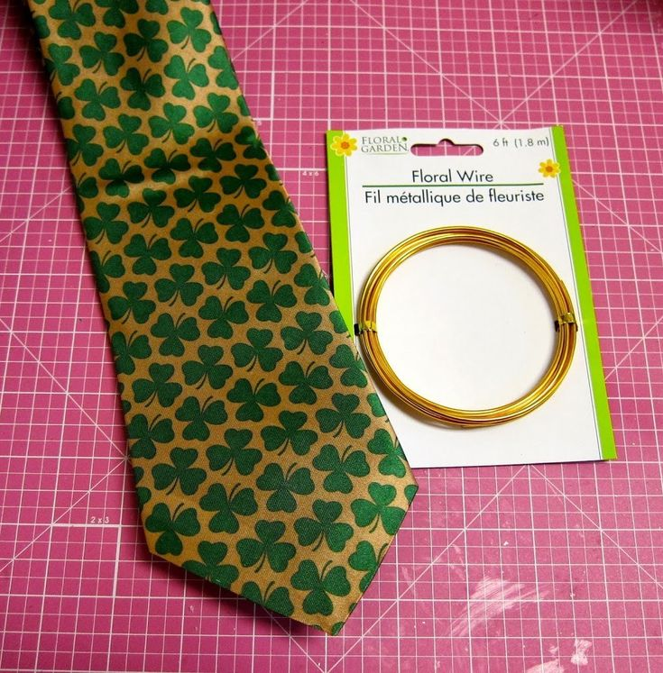 Make Your Own Wired Headbands Using Dollar Tree Ties