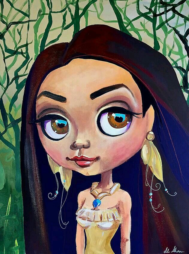 Pocahontas (Studio deShan)