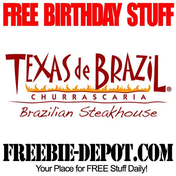 FREE Birthday Steak Dinner!