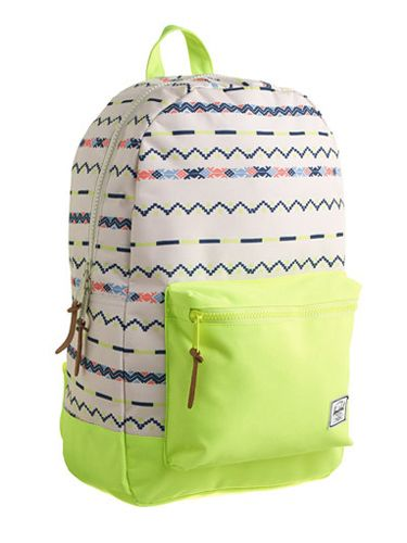 Mixed Bag: Your child will be the coolest in school with a backpack by Vancouver-based company Herschel Supply Co.