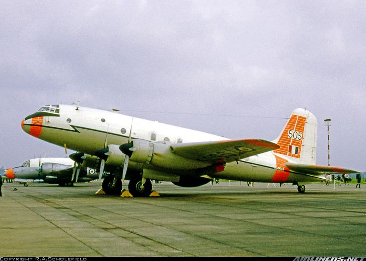 Handley Page HP-67 Hastings T5 aircraft picture
