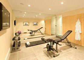 Home Gym. Basement GymBasement IdeasGym DesignDesign ...