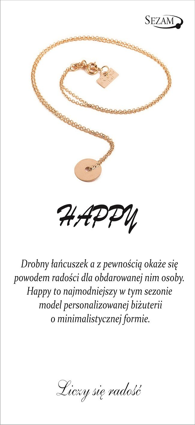 #KONKURS  Zapraszamy do wakacyjnego konkursu z piękną biżuterią w tle :) Do wygrania piękny łańcuszek z zawieszką oraz podróżnik, czyli etui na Twoją biżuterię, którą chcesz zabrać ze sobą na wakacje :) http://www.eksmagazyn.pl/kalendarz-imprez/eventy/konkurs-eksmagazynu-i-firmy-sezam/