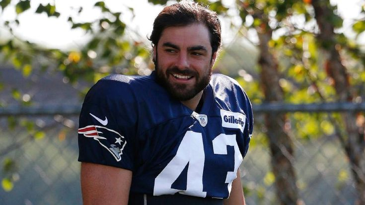New England Patriots, Nate Ebner, heads to the Rio Olympics where he will compete in rugby.
