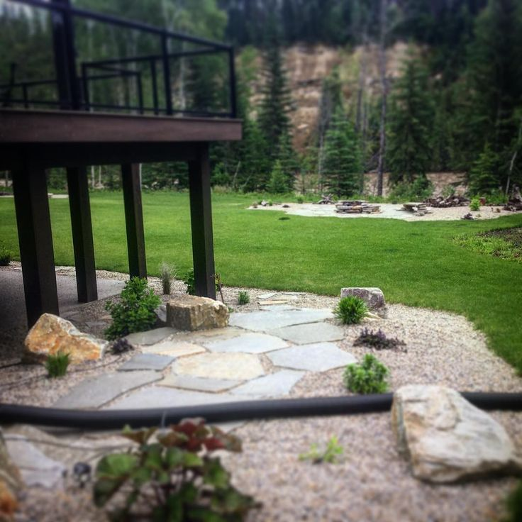 Patio Stone Designs Online: Best 25+ Stone Patios Ideas Only On Pinterest