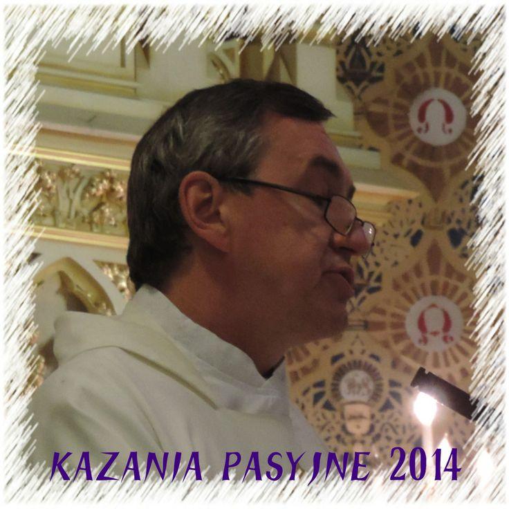 Posłuchaj:  Ks. Marek Sobczak CM – Kazanie Pasyjne, I Niedziela Wielkiego Postu 2014 [MP3]  http://cmnewengland.org/audio/KazPas1-20140309-Sobczak.mp3 #VincentianLent #kazania