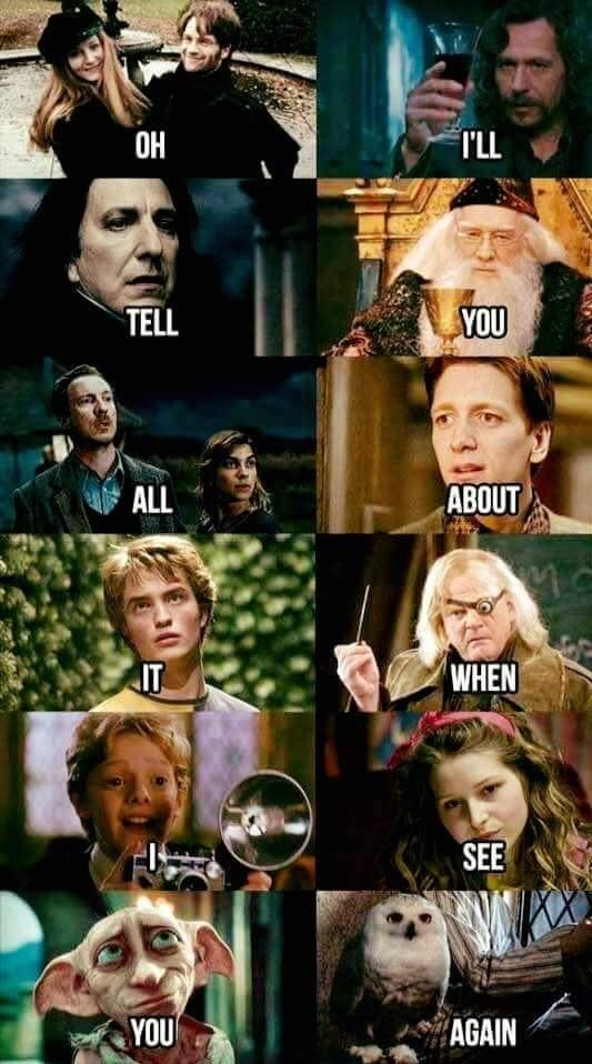 Harry Potter Deaths | See You Again by Wiz Khalifa