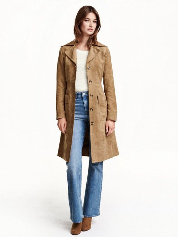 H&M Coat ($70) 20 Fall Items You Won't Believe Are Under $100 via @WhoWhatWear