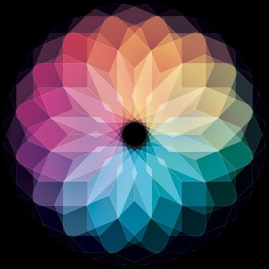 Design geometry - flower