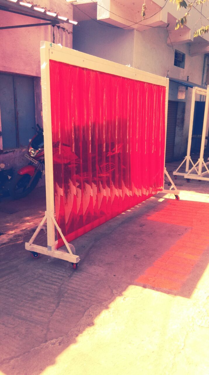 Flexible Pvc Strip Curtain Pvc Curtains For Industrial And