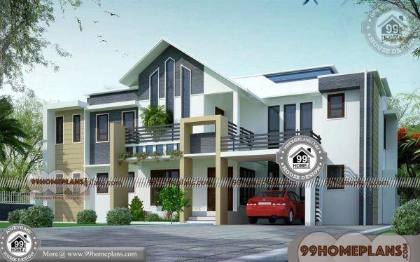 Modern Open Plan House Designs 90 Best 2 Storey Homes Design Plan Indian House Exterior Design Kerala House Design Open House Plans