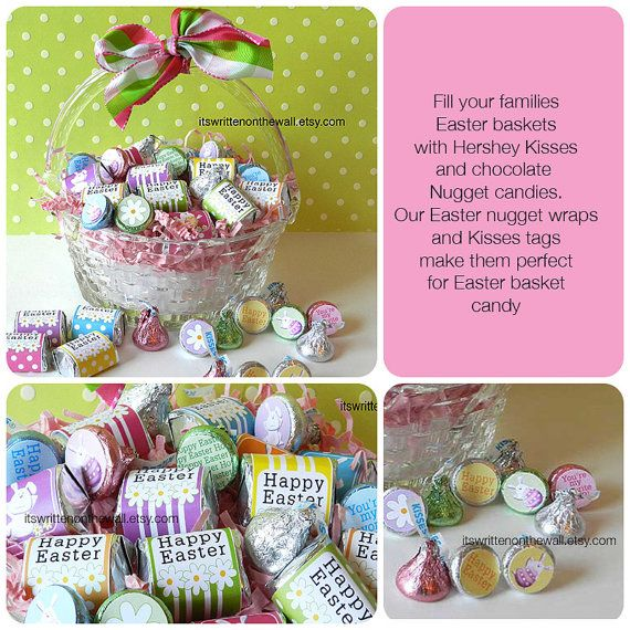 Candy Wraps for Hershey Nugget Chocolate-For # ...