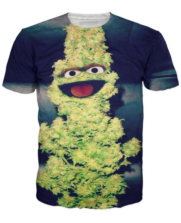 Oscar The Bud -I know a few who'd love this...