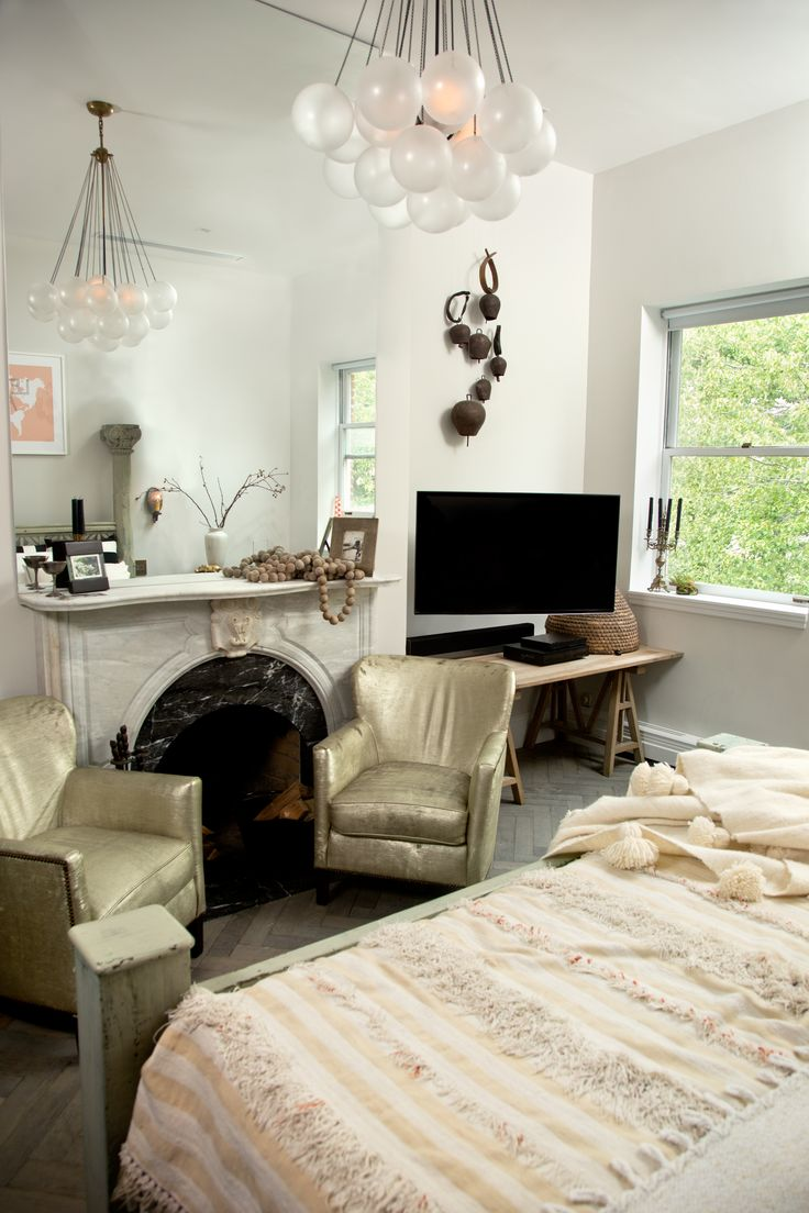 Genevieve Gorder's Nyc Home, Nyc Apartment In A Manhattan Brownstone, New  York City Apartment