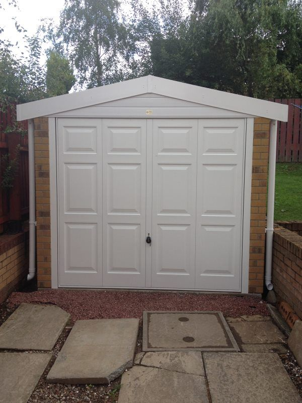 New Apex Garage Roof Garage Roof Garage Roof