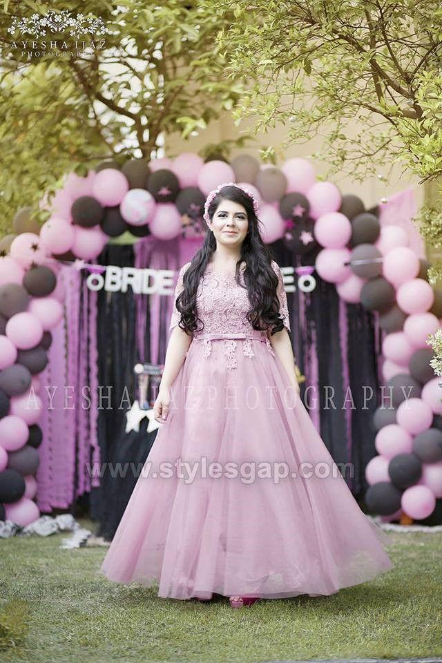 Latest Bridal Shower Dresses Ideas 2020