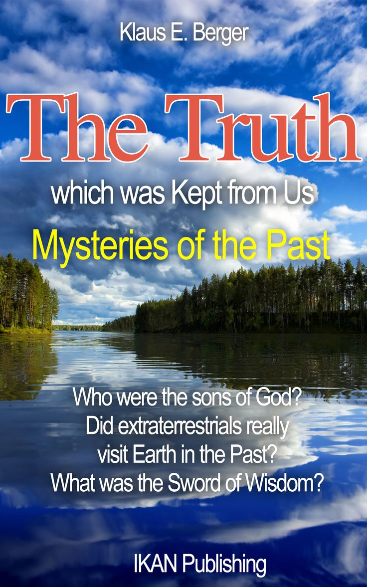 Featured Free Book: The Truth Which Was Kept From Us By Klaus E Berger
