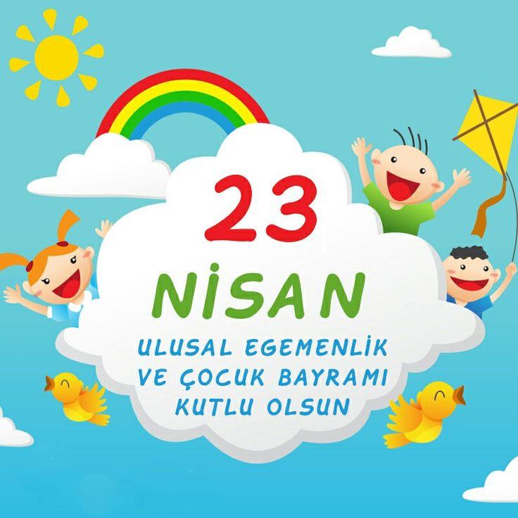 23 Nisan Ulusal Egemenlik ve Çocuk Bayramı Kutlu Olsun. #bambiayakkabi #23nisan