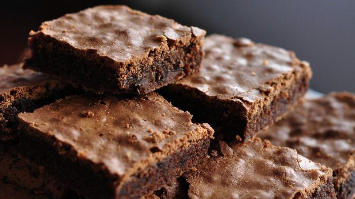 Extra healthy, extra moist chocolate cake