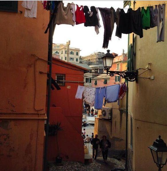 Boccadasse, Genova Italy