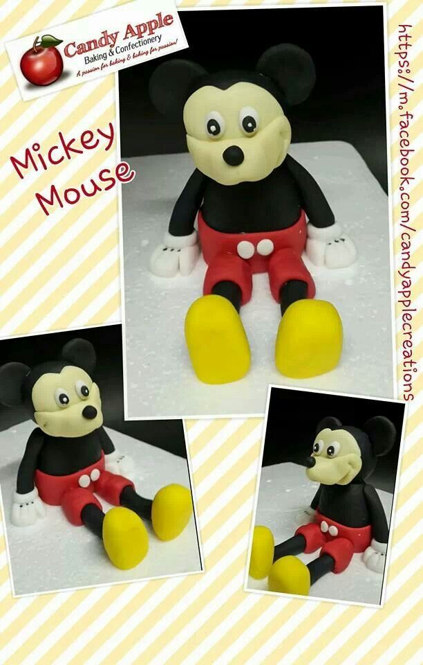 Mickey Mouse https://m.facebook.com/candyapplecreations