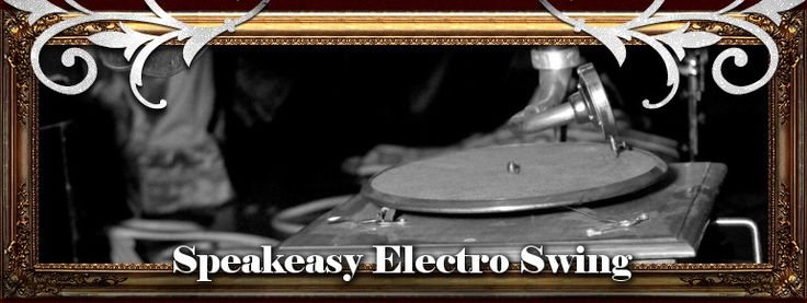 Speakeasy Electro Swing