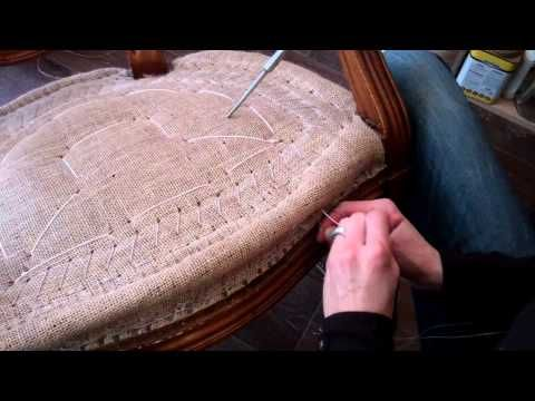 Piquage bourrelet - Atelier Acanthes - YouTube