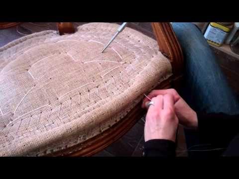 Piquage bourrelet - Atelier Acanthes - YouTube