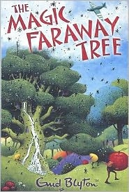 The Magic Faraway Tree - Enid Blyton. My children's favourite book and my favourite to read to my grade.