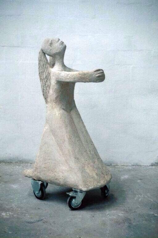 Rolling Angels. Marit Benthe Norheim