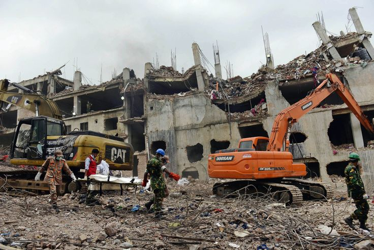 Finding a solution to tragedies like Rana Plaza