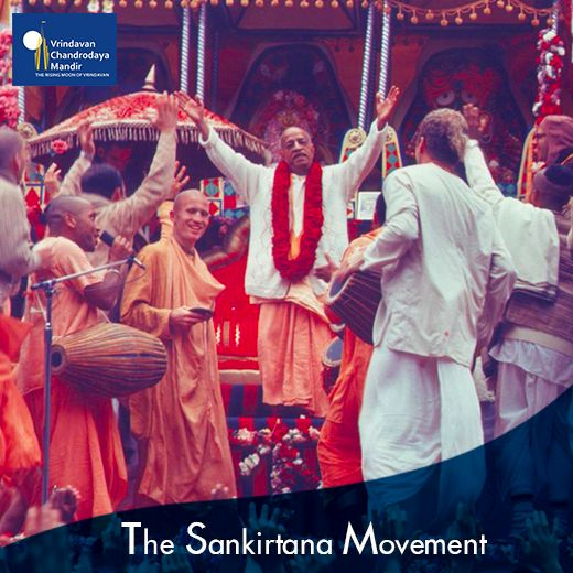 We at Vrindavan Chandrodaya Mandir wish to continue the Sankirtana Movement, help us