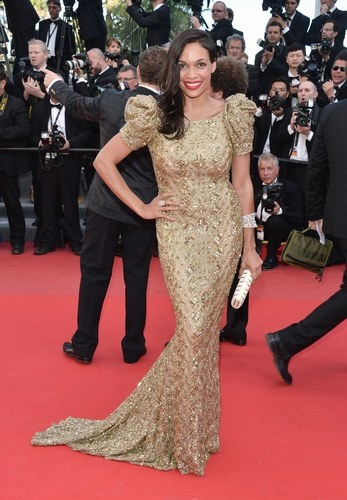 Rosario Dawson #Cannes2013