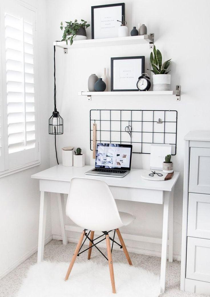 Schreibtisch Gestalten Ideen 2021