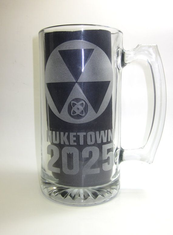 Nuketown 2025. It's the fan favorite for fast paced action, racking up insane amounts of kills and pwning n00bs!   This map also inspired this really cool etched glass beer mug!  http://www.etsy.com/listing/117544589/etched-black-ops-2-nuketown-2025?