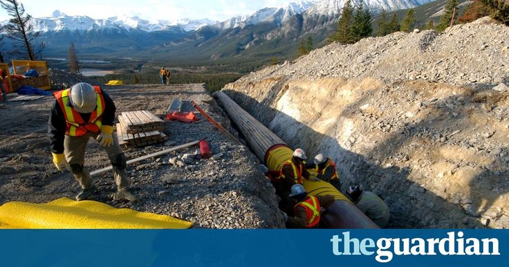 Canada approves controversial Kinder Morgan oil pipeline | World news | The Guardian