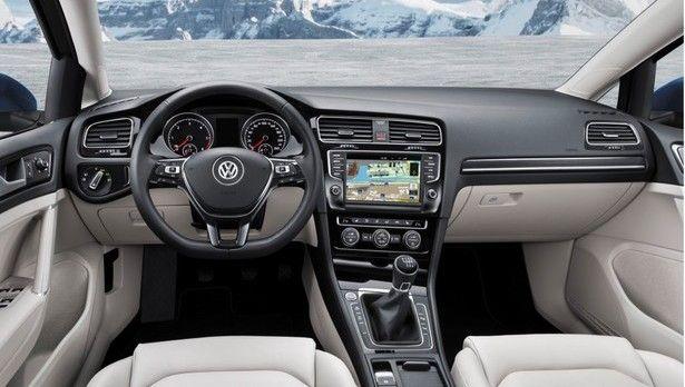 2015 Volkswagen Jetta - interior