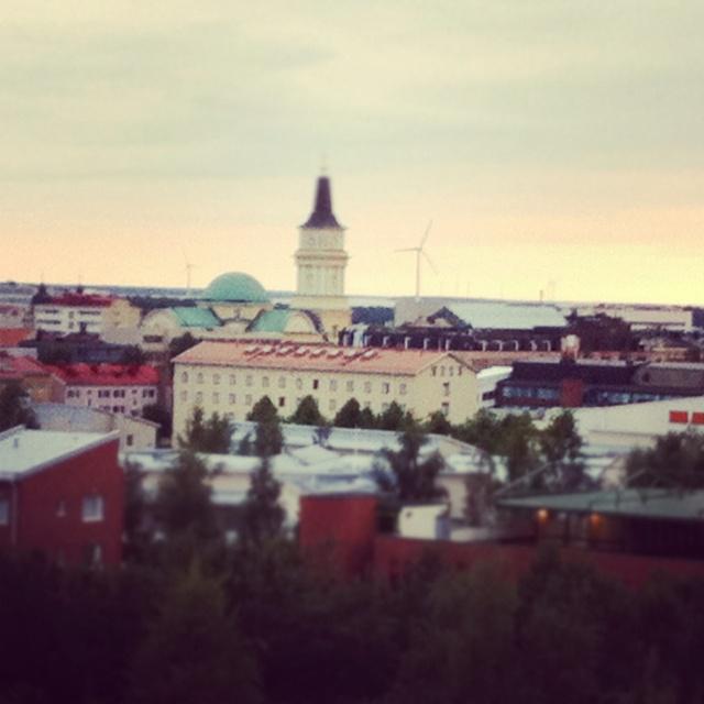 Oulu, Finland.