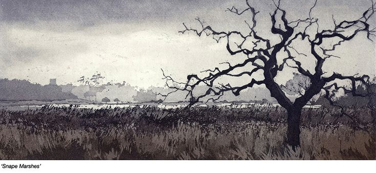 Chrissy Norman - Artist & Printmaker - Etchings of Suffolk - Home