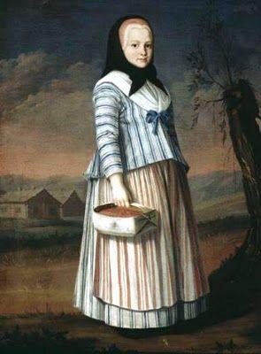 Nils Schillmark: Smultronflickan 1780-tal